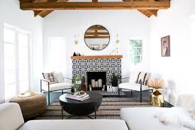 100 Bungalow House Interior Design A Spanish Style Home Is Reimagined Home Makeover