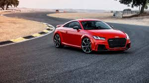 Audi TT RS Coupe Models Price Specs Reviews
