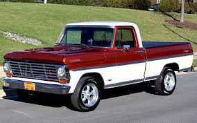 1969 Ford F100 Truck Images | 1969 Ford F100 - Ford For Sale ...