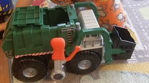 Garbage Truck Videos For Children L Green Toy Tonka Truck Picking ... Toy Trash Trucks In Action Garbage Truck With Side Arm Best Kids Playing Pictures Dickie Toys Walmartcom Videos For Children Unboxing Tonka Mighty Dumpster Worlds Recycling Waste Youtube Amazoncom 12air Pump Vehicle For Green Kawo Jack Bruder Video Gym Pickup Front Loader