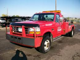 100 Self Loader Tow Truck 1997 Ford F350 44 Holmes 440 Wrecker Tow Truck Mid America