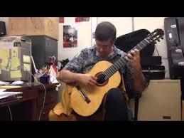 preli guitare a le preliminary guitar major scale work