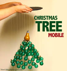 Rice Krispie Christmas Trees White Chocolate by Diy Christmas Tree Mobile We U0027re Calling Shenanigans