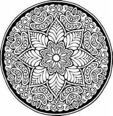 Free Clip Art Designs Frames Islamic Patterns Mandala