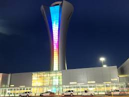 Piedmont Pumpkin Patch by Sfo Dedicates Sleek New Air Traffic Control Tower El Cerrito