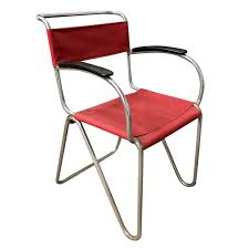 Diagonal Chair Rope Red Canvas Cover Front Astonishing ...