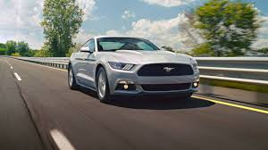Unpopular Opinion The EcoBoost Ford Mustang Is the Best Mustang