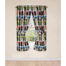 bedroom chevron curtains canada blackout liner walmart walmart