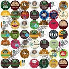 Keurig Coffee K Cups Custom Variety Packs Best Deal On Ebay Cup Flavors