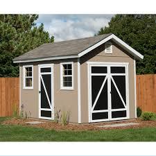 Wood Storage Sheds Jacksonville Fl hillsdale 8ft x 12ft heartland industries