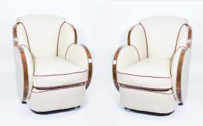 Antique Pair White Leather Art Deco Cloud Armchairs C.1930 Vintage Art Deco Armchair For Sale At Pamono Slovakian 1930s Green Restored Art Deco Armchair Updatechaircom Kem Weber American Springer Manly Vintage Walnut Cherrywood Plastic 606 Barrel Armchairs Cloud 9 Fniture Sales 1940s Italian Rocking Chair Antique Chairs Restoration Upholstery