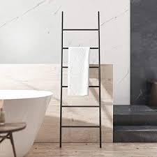 handtuchhalter leiter bad stehend handtuchständer