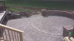 concrete patio appleton wi maple leaf landscaping landscaping design appleton wi