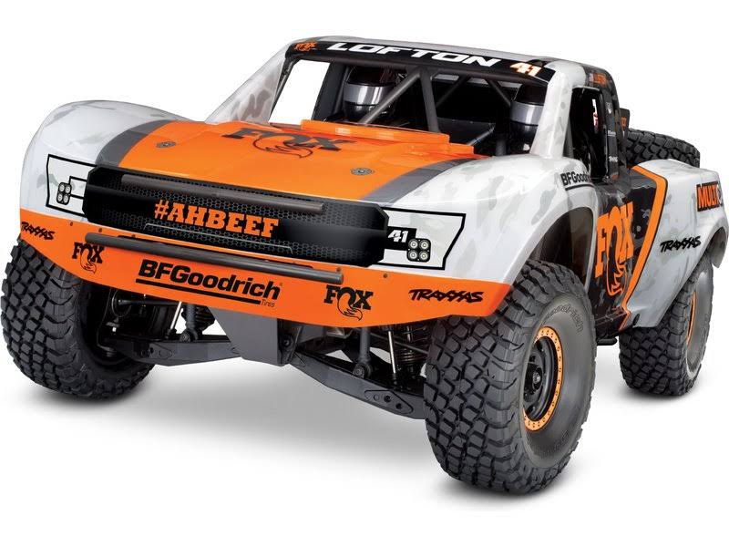 Traxxass Rc Model Vehicle 4wd Rtr Unlimited Desert Truck
