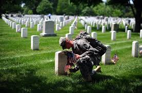 Memorial Day Graveside Decorations by President Obama Lays Wreath At The Tomb Of The Unknown Soldier
