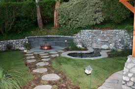 Love This Small Backyard Design. Copper Fire Pit, Pond With ... 67 Cool Backyard Pond Design Ideas Digs Outdoor With Small House And Planning Ergonomic Waterfall Home Garden Landscaping Around A Pond Flow Back To The Ponds And Waterfalls Call For Free Estimate Of Our Back Yard Koi Designs Febbceede Amys Office Large Backyard Ponds Natural Large Wood Dresser No Experience Necessary 9 Steps Tips To Caring The Idea Pinterest Garden Design