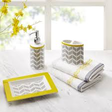 Yellow Gray And Teal Bathroom by Best 25 Yellow Bathroom Accessories Ideas On Pinterest Yellow