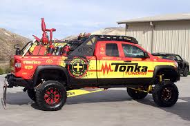 100 Toys 4 Trucks Tonka For AdultsThe TRex Tundra Overlander Muscle Cars