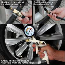 Other Wheels, Tyres & Brakes - Tire Inflator Dial Pressure Gauge Air ... Resetting The Tire Pssure Monitoring System On Your Gmc Truck Gl 0910 Supply Bus Gauge Barometer Load Range Chart For Tires With How To Set The Round Dial 0100psi Tyre Measure Black For Car Tc215 Heavy Duty Tyrepal Limited Vodool Digital Air Professional Tester Goodyear Shows Off Selfflating Truck Tires At European Technology Price Hikes Bridgestone And Michelin Fleet Owner Tpms U901 Monitor System6 External Sensors Monitoing 8 10 More 6
