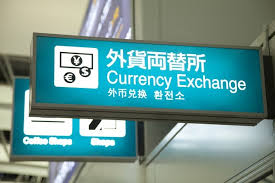 bureau de change en anglais où changer ses euros en livres sterling en et au royaume