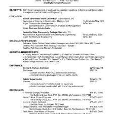 Sample Resume For Grocery Store Supervisor New Download Supermarket