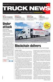 100 Celadon Trucking Careers Truck News December 2018 By Annex Business Media Issuu