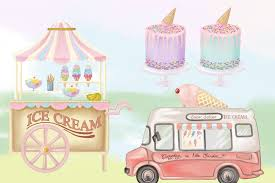 Watercolor Ice Cream Digital By Whimseez | Design Bundles Sweet Ice Queen Cream Truck Kids Birthday Party Places Event Invitation Editable Diy Printable Classic Southern Van Shop On Wheels Popsicle Moore Minutes Build A Dream Playhouse Giveaway And Also Tips On How Doodlebug Designdoodle Popsweet Summer Collectionice Dragon Ice Cream Treats Let Us Make Your Special Cool Treat Invitations Vintage Cream Petite Studio Favor Box Cupcake Set