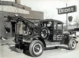 1930's Tow Truck For Raymond P. Scott Inc. | Sconda Blog