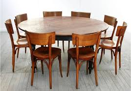Fresh Rustic Round Dining Table For 8 23 In Design Pictures With