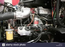 100 Diesel Truck Engines Mercedes Benz Diesel Engine In A New American Truck Stock Photo