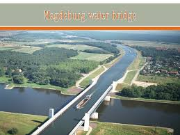 100 Magdeburg Water Bridge S Connecting People Ppt Download