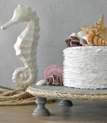 14 Wedding Cake Stand Beach Nautical Driftwood