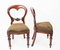 Set Of 14 Victorian Style Balloon Back Dining Chairs With ... Antique Victorian Ref No 03505 Regent Antiques Set Of Ten Mahogany Balloon Back Ding Chairs 6 Walnut Eight 62 Style Ebay Finely Carved Quality Four C1845 Reproduction Balloon Back Ding Chairs Fiddleback Style Table And In Traditional Living Living Room Upholstery 8 Upholstered Lloonback Antique French