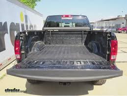 Tacoma Bed Mat by Deezee Heavyweight Truck Bed Mat Review Video Etrailer Com