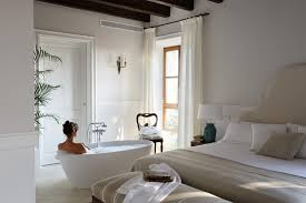 open concept bedroom and bathroom 2021 s interior
