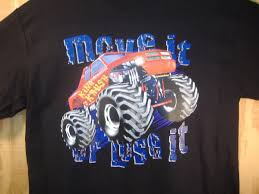 100 Monster Truck T Shirts Classic Car Hot Rod Rat Rod Gassers And Muscle Car