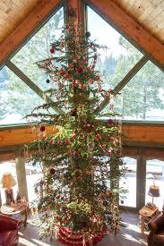 Pre Lit Rotating Christmas Tree R5628217 Favorite Led Present Martha Stewart