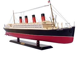buy rms lusitania limited model cruise ship 40 inch wholesale