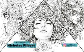 Interview With Nicholas Filbert Chandrawienata