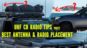 UHF CB Radio Antenna Placement Tips - YouTube Dualtrucker Dual Trucker Cb Antenna Kit Pickup Kitcb Radio Complete Solution Need Some Opinions On Antennas Gon Forum Picco 70s Car And Truck Antenna T63813 Midland Europe Lets See Your Cb Antenna Location Page 3 Tacoma World Larson Electronics Llc Releases A New Nodrill Mounting Share Radio Install Dodge Cummins Diesel Mount Chevrolet Colorado Gmc Canyon Show And Expedition Portal What Are The Trucks For Travel Mobile Antennas Choices I Have To Use My Truck Youtube