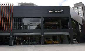 100 Massage Parlor Sao Paulo McLaren Finds Niche For 400000plus Cars In Struggling