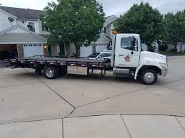 2011 HINO TOW Truck Rollback - $32,500.00 | PicClick 1993 Chevrolet Kodiak C6500 Rollback Truck For Sale Auction Or Lease 1957 Chevrolet 6400 Rollback Tow Gateway Classic Cars 547nsh Century Vulcan Series 30 Industrial East Penn Carrier 2018 New Ford F650 22ft Jerrdan Rollbacktow Truck Super Cab Intertional Busted Knuckle Garage Red Used 2014 Peterbilt 337 Rollback Tow For Sale In Nc 1056 2016 Dodge Ram 5500 11139 Police Blue And White Showcasts 2008 Kenworth T800 Al 2326 2017 Used 215ft Chevron Trucklcg At Tri For Sale In Williamsburg Virginia