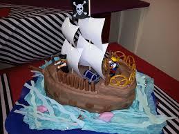Pirate Birthday Cake York
