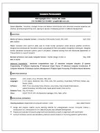 Resume Ideas All About