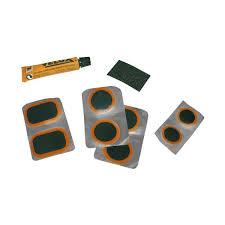 chambre à air velo kit de réparation pour chambre à air vélo 336030 add one