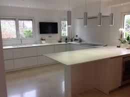 realisation cuisine conception et réalisation cuisine alno design plan de travail dekton