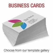 fice Depot Business Card Template