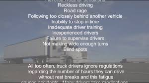Truck Accident Attorneys Live Oak Texas - YouTube 4 Tips For Bike Safety From A Bicycle Accident Attorney Ramos Law Truck Lawyer In Colorado The Fang Firm Denver Personal Injury Attorneys Free Csultation Zaner Harden Serious Motor Vehicle Cases Nagle Associates Trial Lawyers Auto Motorcycle Tracy Morgan Trucking Shows Dangers Of Driver Fatigue Top Road Trip Infographic Worlds First Beer Delivery By Selfdriving Truck Is Made