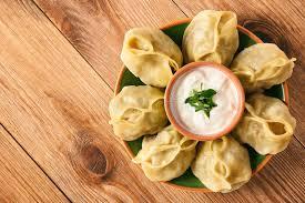 cuisine asiatique vapeur cuisez les boulettes à la vapeur de viande cuite nourriture