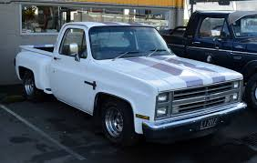 File:1984 Chevrolet C10 (14463703379).jpg - Wikimedia Commons 1984 Chevrolet Silverado Hot Rod Network Truck 84ch4619c Desert Valley Auto Parts Vintage Motorcars 7891704f0608fc Low Res For Chevy M1008 Cucv D30 4x4 Military 39000 Original Miles Rm Sothebys C10 Shortbed Auburn Fall 2012 K10 Ideal Classic Cars Llc 278 Tpa Youtube Ck For Sale Near Cadillac Michigan 49601 Pickup Truck Item A6564 Sol Shortbed Sale Autabuycom Scottsdale Coub Gifs With Sound
